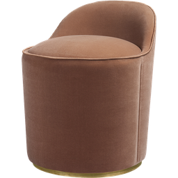 Tail Lounge Chair - Low back