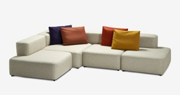 PL300-3 - Alphabet 4-seater sofa