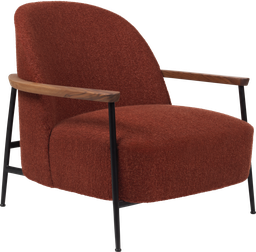 Sejour Lounge Chair with armrests