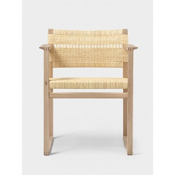 BM62 Armchair Cane wicker - Model 3262