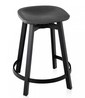 SU Barstool / Black anodized / Charcoal