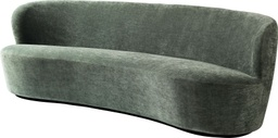 Stay Sofa Oval - 240x94 / Dedar Belsuede 02