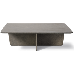 Tableau Coffee Table - Model 1965 / Dark Atlantico Limestone