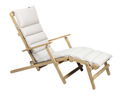 BM5565 - Deck chair with footrest